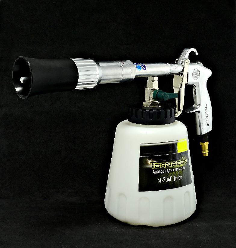 Tornador M-2040 Turbo пистолет для химчистки салонов автомобилей