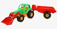 Трактор Орион с прицепом 993