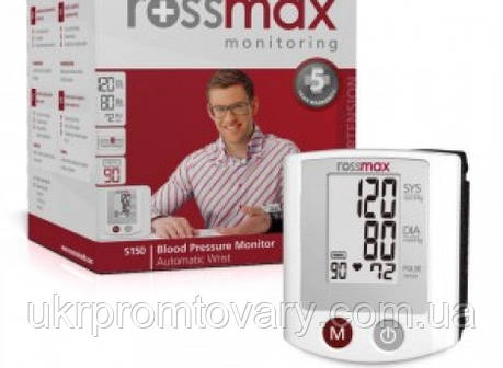 Тонометр Rossmax S150 (автоматический) распродажа, фото 2
