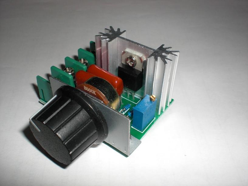 Регулятор мощности ( тока напряжения) 1000Вт 220В.