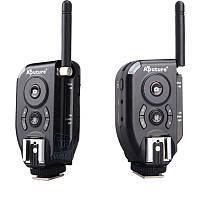 Радиосинхронизатор Aputure Trigmaster Plus II TXII-Set для Canon, Nikon, Olympus, Pentax (1+1).