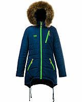Зимняя куртка для девочек 2017-1