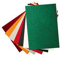 Обложки для переплета Leather Grain, A4, 250 г/м2, картонные, 'Под кожу', коричневые, 100 шт (LG250-14)