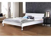 """Кровать белая двуспальная """"Николь"""""""