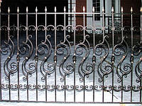 Кованый забор арт.13, фото 1