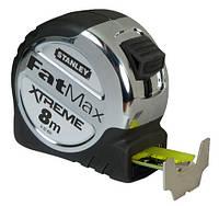 """Рулетка измерительная STANLEY """"FatMax Xtreme"""" 8 мх32мм обрез. литой хром. корпус Арт.(0-33-892)"""