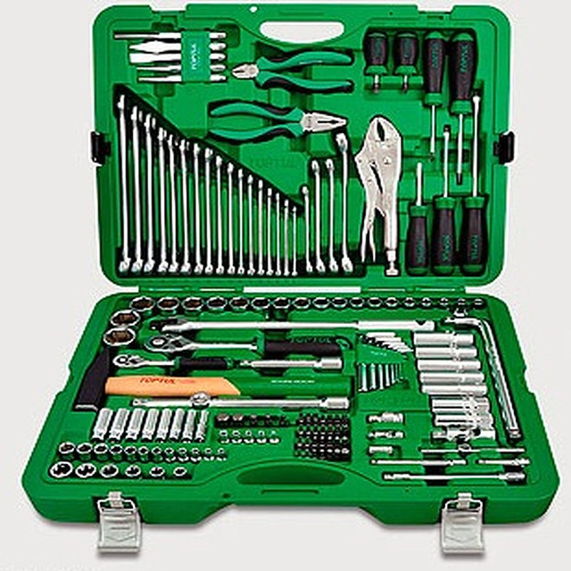 Профессиональный инструмент, наборы TOPTUL