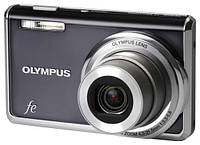 Фотоаппарат Olympus Camedia FE-5020 Gray / 12 Mp / LCD 2,7' / Zoom 5x / цифровой стабилизатор / xD-Picture / Li-Ion