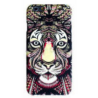 Чехол накладка Animal Case Joyroom Night Owl iPhone 6 Фосфорный