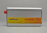 Преобразователь напряжения Konnwei 1000W 12DC    .  t-n