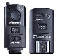 Радиосинхронизатор Aputure Trigmaster II MXII-N для Nikon (1+1).