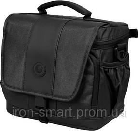 Сумка Continent FF-03 Black, полиэстер, универсальная, 21 х 18 х 13 см