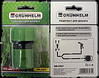 """Соединение для шланга Grunhelm GR-4327 3/4"""" (BPблистер) (BP40279)"""