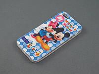 Чехол TPU для Apple iPhone SE 5 5S принт Микки Маус