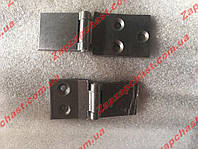 Петли двери ваз 2101 2102 2103 2104 2105 2106 2107 комплект 2 шт производство Россия, фото 1