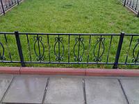 Кованый забор, озраждение арт.14, фото 1