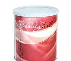 Воск в банке Beauty hall 800 мл роза