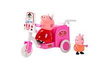 Свинка Пеппа и её мама на велосипеде (Peppa Pig) 2 шт, разновидности