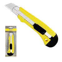 Нож Сталь 23102 с выдвижным сегментированным лезвием (BP38378)