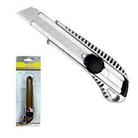 Нож Сталь 23201 с выдвижным сегментированным лезвием (BP38384)
