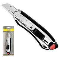 Нож Cталь 23203 металлический с сегментированным лезвием (BP38386)