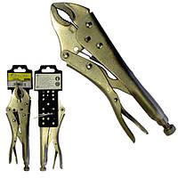 Клещи Сталь 41017 с запирающим механизмом 250 мм (BP39974)