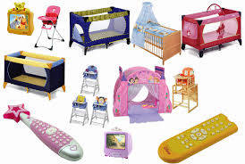 Дитячі меблі і транспорт