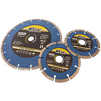 Алмазный диск Werk Segment 1A1RSS/C3-W WE110101 125 x 7 x 22.23 мм (BP43570)