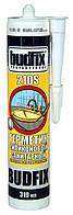 Санитарный силиконовый герметик Budfix 210S 310 мл Прозрачный (BP47890)