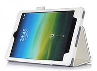 """Кожаный чехол-книжка TTX с функцией подставки для Xiaomi Mi Pad Tablet 7.9"""" Белый"""