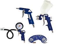 Набор пневмоинструментов Werk Kit-4G (BP37671)