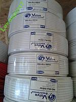 ТВ кабель Volya Electronics RG-6U-32W (100м.)