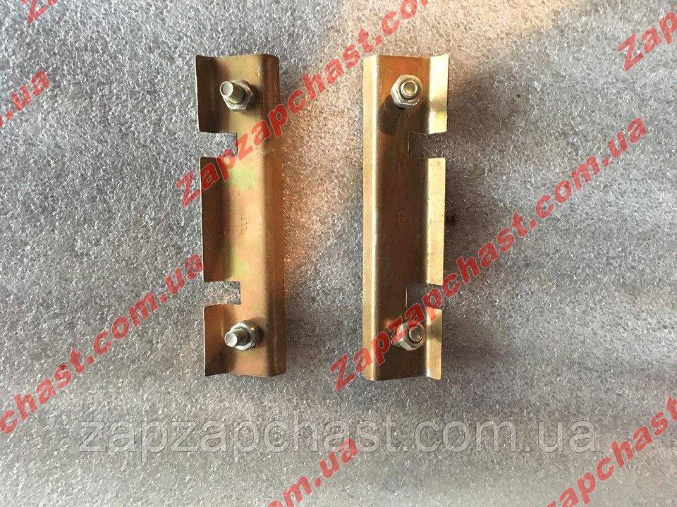 Крепление задних брызговиков Ваз 2101 2102 2103 2104 2105 2106 2107 (к-т 2 шт)