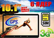 Крутий планшет-телефон OEM, 2 sim, 10 ядер, екран 10.1 GPS