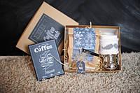 Подарочный набор  Кофейный Chalkboard