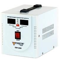 Стабилизатор напряжения Forte TDR-2000VA (BP22650)