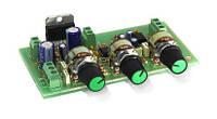Радиоконструктор K160 (УНЧ TDA7377 стерео с темброблоком 2х30Вт)