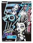 Кукла Фрэнки Штейн Они Живые! Monster High Ghoul's Alive Frankie Stein Doll, фото 3