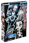Кукла Фрэнки Штейн Они Живые! Monster High Ghoul's Alive Frankie Stein Doll, фото 4