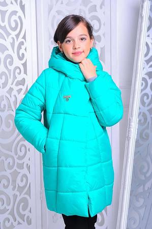 Зимняя куртка  для девочки «Ольга» Разные цвета