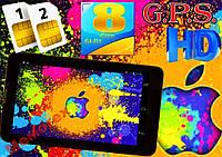НОВЫЙ ПЛАНШЕТ ТЕЛЕФОН Ipad! 8 ЯДЕР,2СИМ,3G,GPS