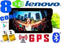 Новые планшеты -телефон Lenovo S8005 3G! GPS 2 сим, фото 1