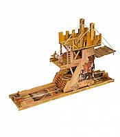 Картонная модель Осадная башня 336 УмБум