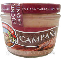Паштет из свиной печени по-деревенски «Casa Tarradellas», 125 г