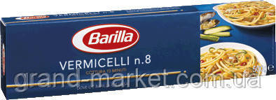 "Паста ""Barilla"" n.8. Vermicelli 500g"