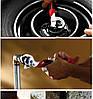Універсальний гайковий розвідний ключ Snap'N Grip, фото 7
