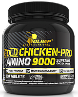 Olimp Gold Chicken-Pro Amino 9000 mega tabs 300 tabs, фото 1