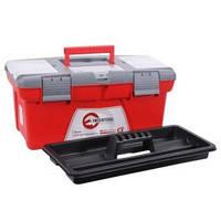 """Ящик для инструментов, 18"""" 480x250x230 мм INTERTOOL BX-0418"""