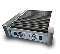 Хот-дожница (аппарат для хот-догов) роликовая, 2 зоны Hendi  268735