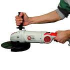 Шлифмашина угловая 2000 Вт, 6500 об/мин, диаметр круга 230 мм, плавный пуск, поворотная рукоятка INTERTOOL DT-0290, фото 8